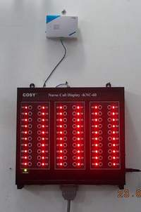 Hospital Nurse call system, Hospital Nurse call display on